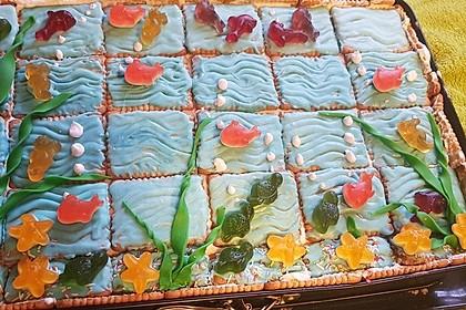 Butterkeks-Himbeer-Kuchen 9