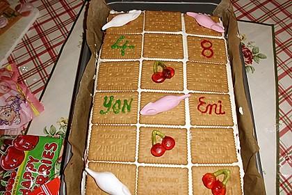 Butterkeks-Himbeer-Kuchen 24
