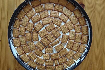 Butterkeks-Himbeer-Kuchen 30