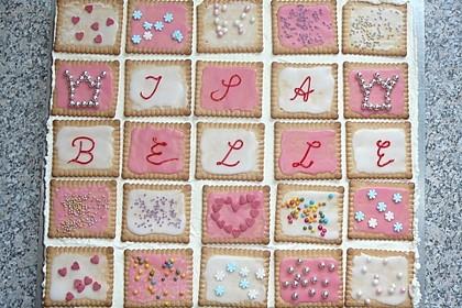 Butterkeks-Himbeer-Kuchen 13