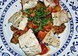 Viktoriasee - Barsch auf orientalischem Gemüse - Couscous