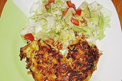 Kalorienarme Gemüseküchlein 36