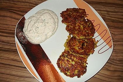 Kalorienarme Gemüseküchlein 1