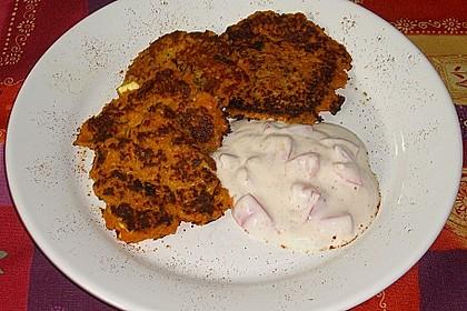 Kalorienarme Gemüseküchlein 23