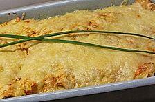 Gemüse - Pfannkuchen