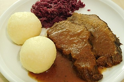 Rinderschmorbraten (bayrisch) 1