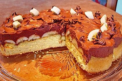 Mousse au Chocolat Torte 1
