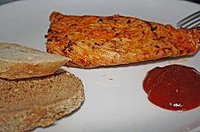 Marinierte Putenschnitzel zum Grillen