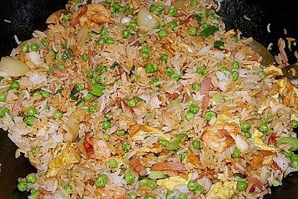 Gebratener Reis auf chinesische Art 5