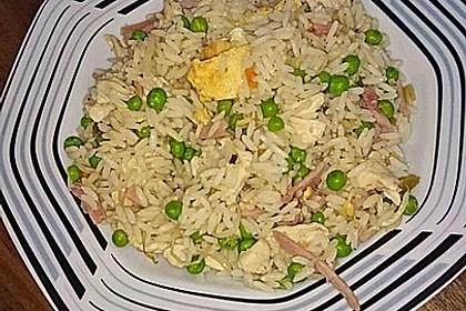 Gebratener Reis auf chinesische Art 7