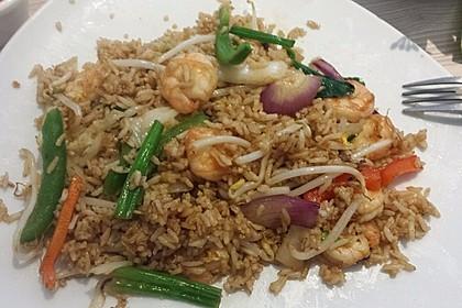 Gebratener Reis auf chinesische Art 1