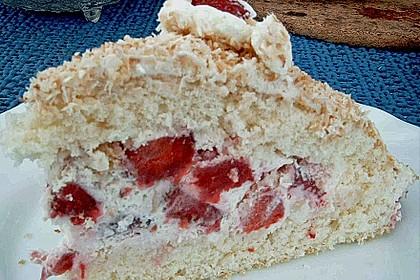Erdbeer-Raffaello-Torte 189