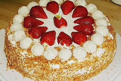Erdbeer-Raffaello-Torte 162