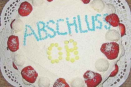 Erdbeer-Raffaello-Torte 168