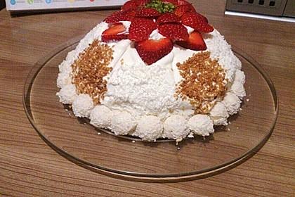 Erdbeer-Raffaello-Torte 202