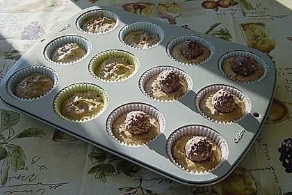 Schoko - Rocher - Muffins 18