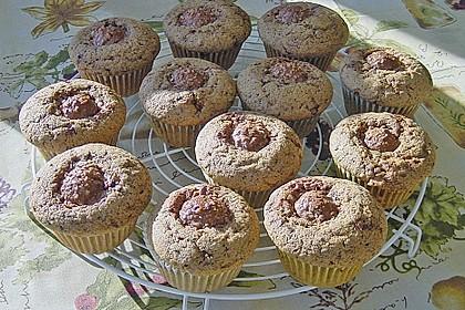 Schoko - Rocher - Muffins 8