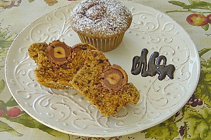 Schoko - Rocher - Muffins 4