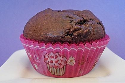 Schoko - Rocher - Muffins 9