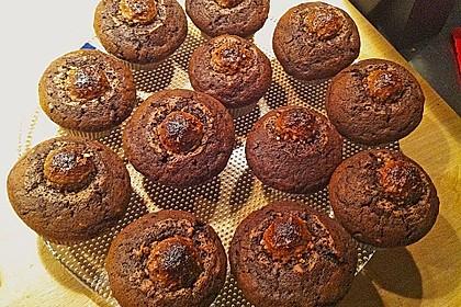 Schoko - Rocher - Muffins 6