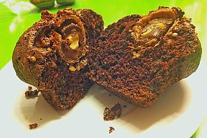 Schoko - Rocher - Muffins 0