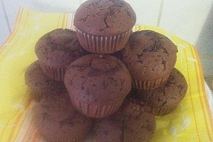 Schoko - Rocher - Muffins 17