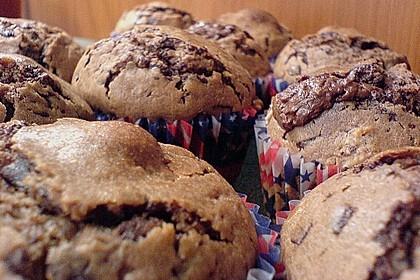Schoko - Rocher - Muffins 13