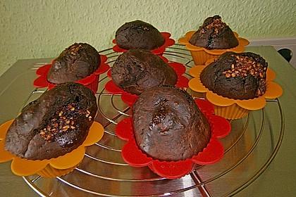 Schoko - Rocher - Muffins 15