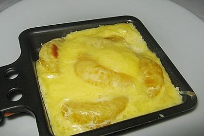 Nektarinen - Raclette