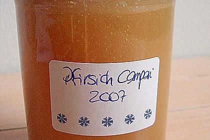 Campari - Pfirsich - Konfitüre 4