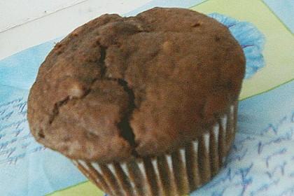 Schokoladen Muffins 50