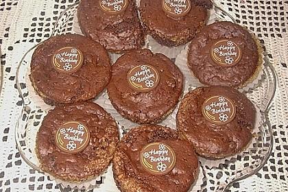 Schokoladen Muffins 31