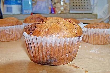 Schokoladen Muffins 43