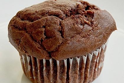 Schokoladen Muffins 0