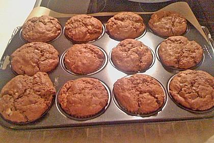 Schokoladen Muffins 37