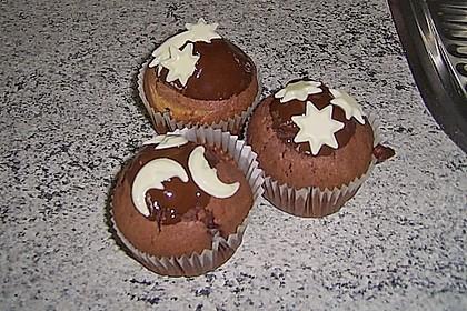 Schokoladen Muffins 48