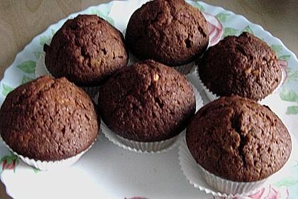 Schokoladen Muffins 46