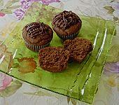 Schokoladen Muffins (Bild)