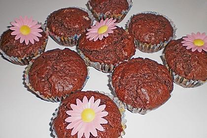 Schokoladen Muffins 45