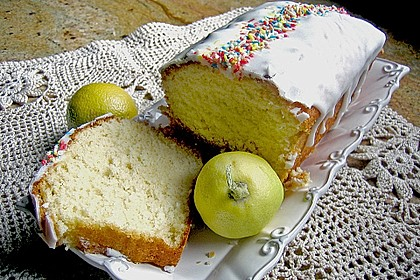 Zitronenkuchen 2