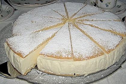 Käse - Sahnetorte 0