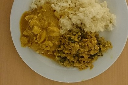Fisch - Curry 2