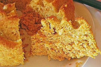 Möhrenkuchen ohne Fett 5