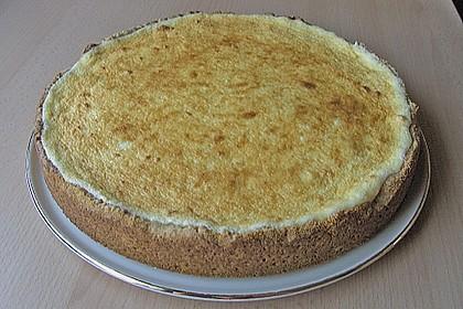 Rhabarberkuchen mit Rahmguß 8