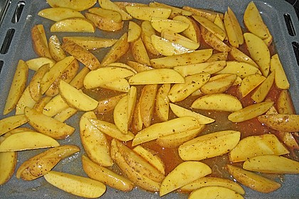 Potatoe Wedges 4