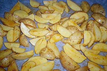 Potatoe Wedges 7