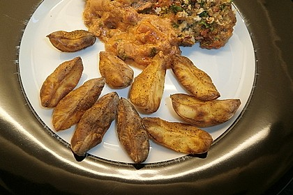 Potatoe Wedges 2
