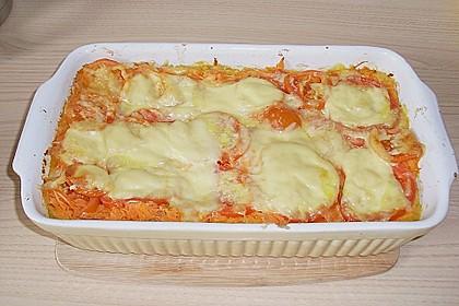 Möhren-Lasagne 19