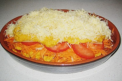 Möhren-Lasagne 22