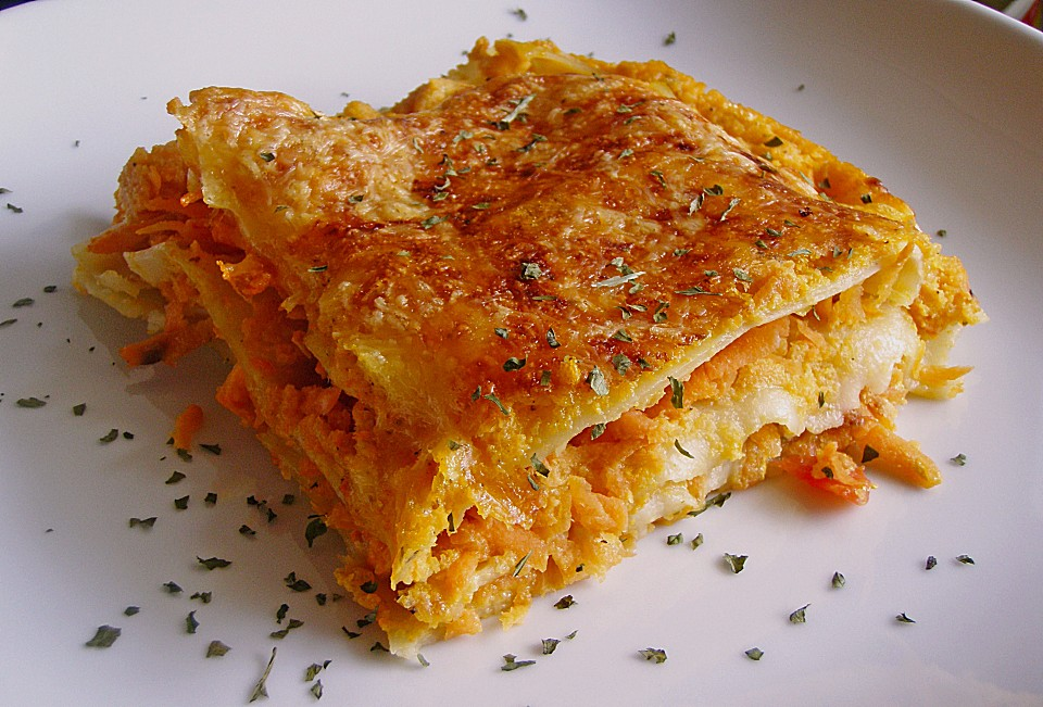M-hren-Lasagne